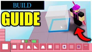 PIGGY BUILD MODE GUIDE! (How To Build Like MiniToon)