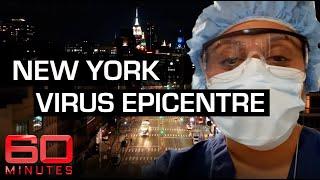 New York: the new deadly epicentre of the coronavirus crisis | 60 Minutes Australia