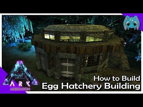 Egg Hatchery Building Build! | S7Ep17 | ARK: Aberration