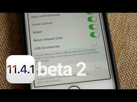iOS 11.4.1 Beta 2: What's New?