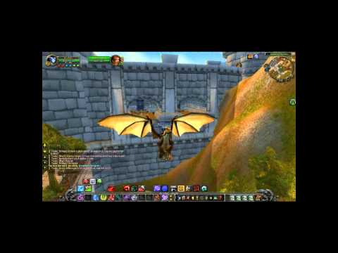 How to Fly in Cataclysm - Azerothian Flying - Flying in Azeroth
