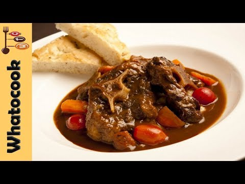 How To Stew Oxtail