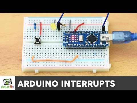Arduino Interrupts Tutorial