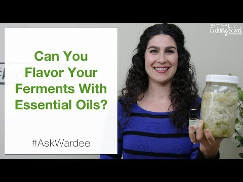Can You Flavor Ferments With Essential Oils? | #AskWardee 109