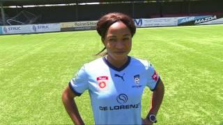 Francisca Ordega creates W-League history