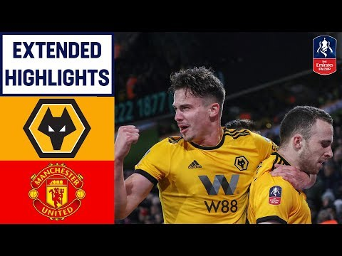 Dominant Wolves' Display Sends United Out! | Wolves 2-1 Manchester United | Emirates FA Cup 18/19