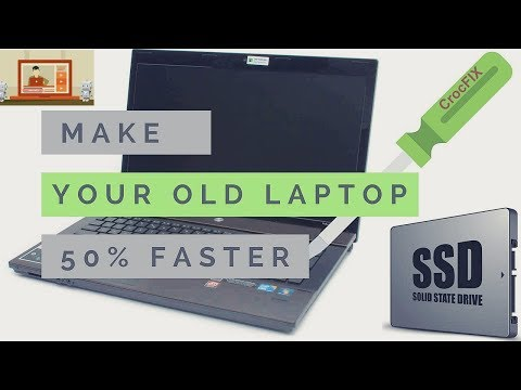 How to make your old laptop  much faster (2017) 😱😱😱😲😲😲