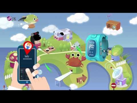 G36 children anti lost smart watch