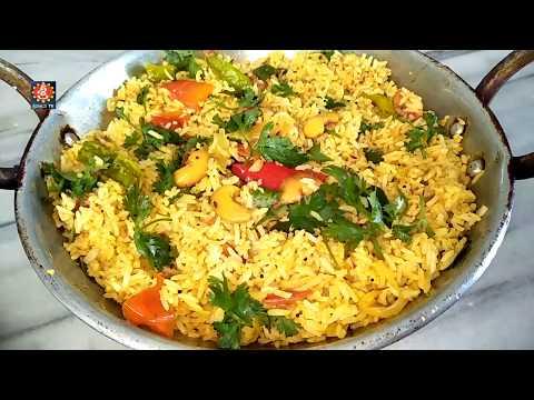 Tomato Rice టమాటో రైస్ (Lunch Box Special) In Telugu by Sri Tv