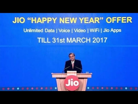 How to increase JIO 1gb data limit to 100gb