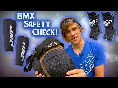 BMX Safety Check - BMX For Beginners