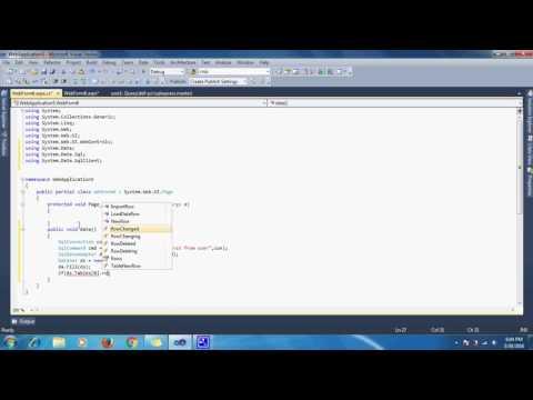 C sharp code using DataSet to retrieve the values in dropdownlist