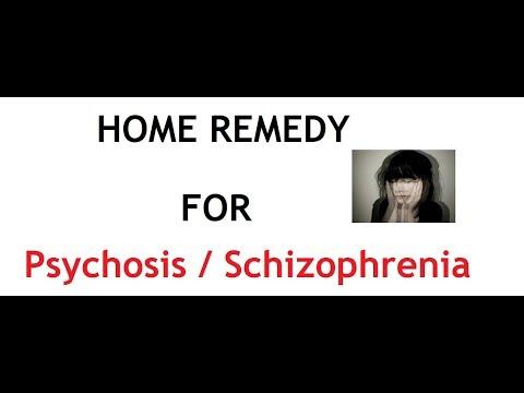 5 Home Remedy for Psychosis / Schizophrenia