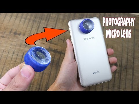 How to Make Macro Lens for your Mobile Phone
