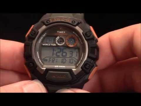 Timex Expedition T49972 Global Shock Men's Fashion Watch Review