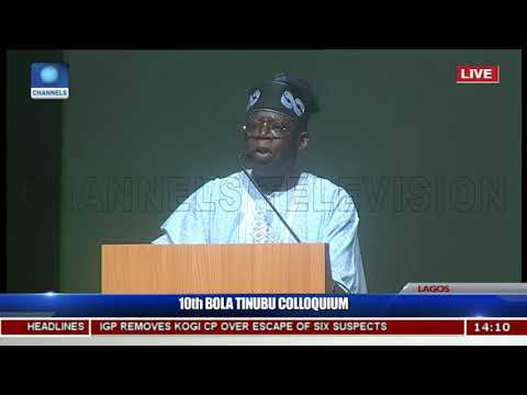 Don't Accept PDP's Apology, Tinubu Tells Nigerians
