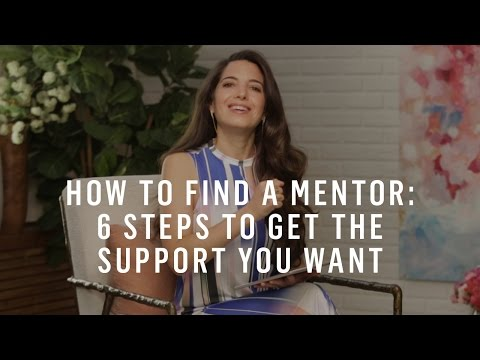 How To Find A Mentor: 6 Unexpected Secrets To Connect With The Best