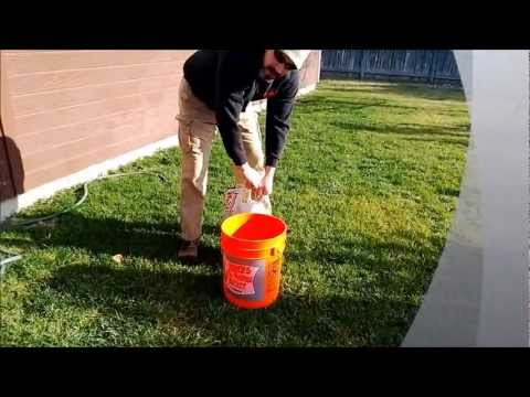 How to make a Cement Garden Gnome.