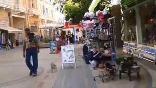 Ledra street Nicosia Cyprus, by Jamil Akhtar
