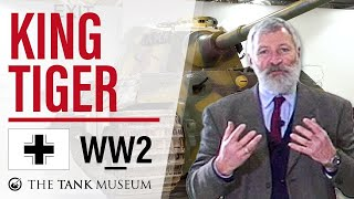 Tank Chats #47 King Tiger   The Tank Museum