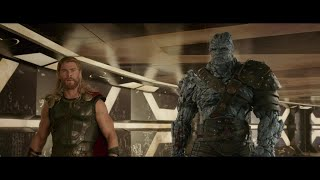 Thor: Ragnarok - Korg Reviews Clip