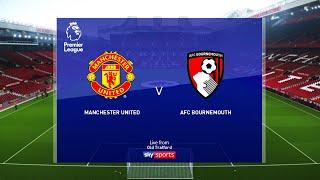 Manchester United vs Bournemouth - EPL 4 July 2020 Prediction