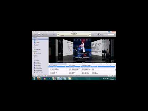 How to put Album Art on MP3s with iTunes