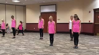 Symphony Pink Dance Team RDA