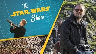 The Last Jedi Director Rian Johnson, the Best of Celebration, & The Star Wars Show CANNON!
