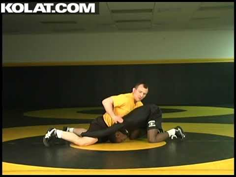 Single Leg Defense: Opponent Locks Hands Block Ankle Walk Around