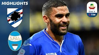 Sampdoria 2-1 SPAL | Defrel The Difference as Sampdoria Win from Behind | Serie A