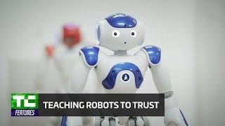 Teaching robots to trust