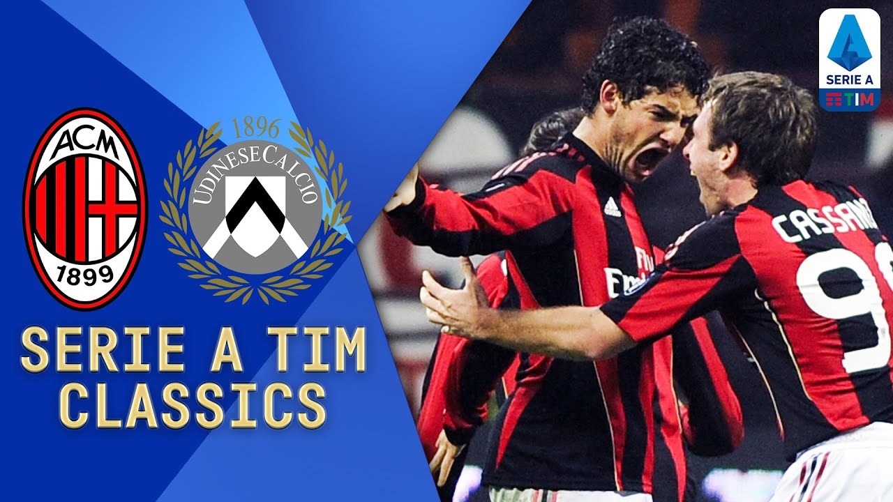 Ibra and Pato v Sanchez and Di Natale | Milan v Udinese (2011) | Serie A TIM Classics | Serie A TIM