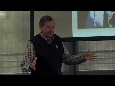 Richard Luthy: Reinventing the water supply for dry cities