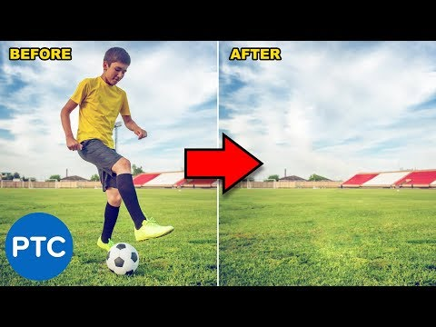 Insanely POWERFUL Tips To REMOVE Objects and People From Photos in Photoshop!