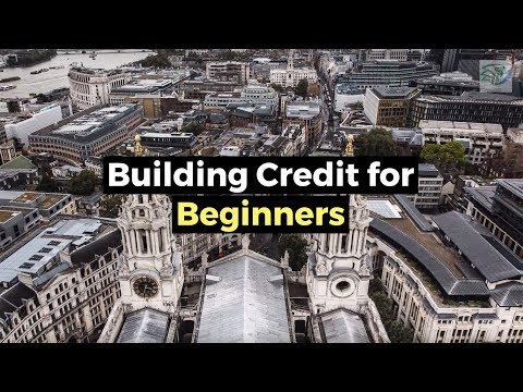 Building Credit for Beginners