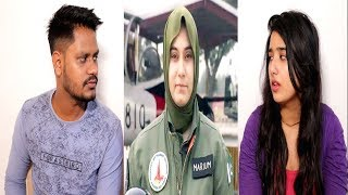 Indian Reaction On A Tribute to First Pakistani Women Pilot  - Martyred Maryam Mukhtar|Krishna Views