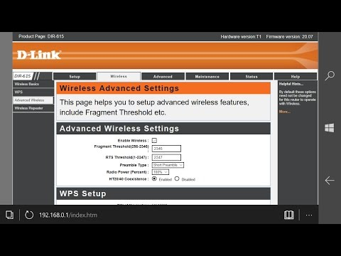 D-link Wireless Security using a MAC filtering in DIR-615