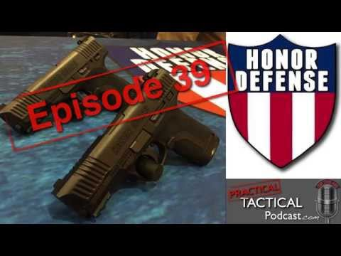 Episode 39 - Interview: Honor Defense