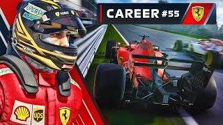 F1 2019 Career Mode Part 55: Pivotal Race
