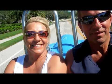 Siesta Key Car Ride Video