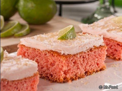 Party Margarita Cake
