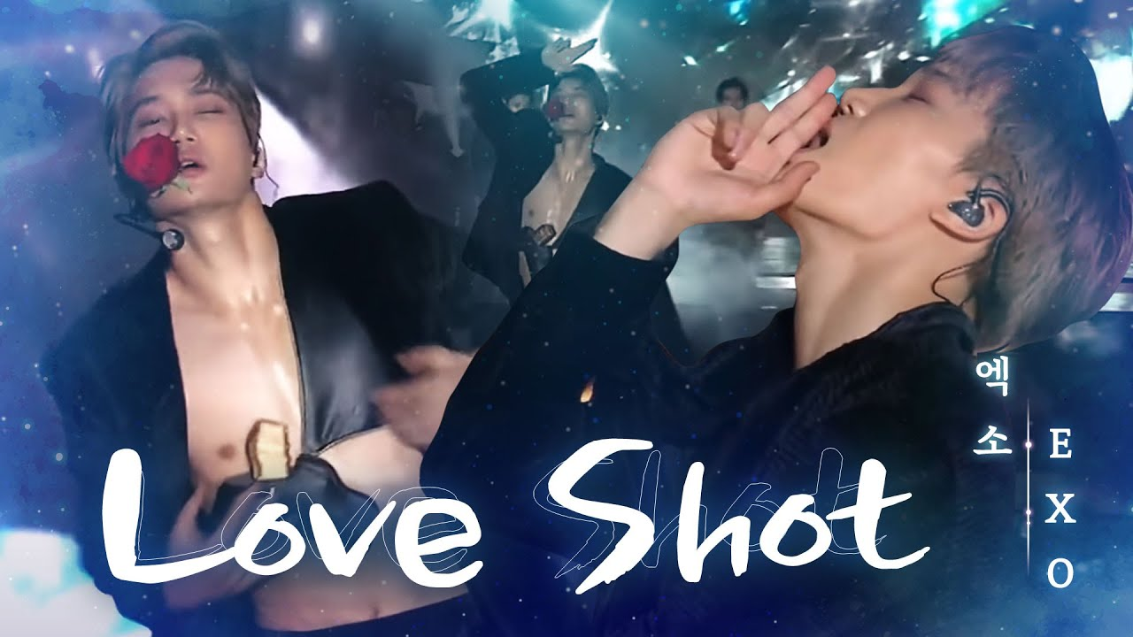 [2018 SBS 가요대전] 엑소(EXO) - LOVE SHOT   2018 SBS 가요대전(2018 SBS K-POP AWARDS)   SBS ENTER