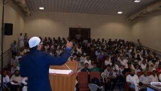 Seminar: Musalmaan Dunya Yahoodiyon Ke Shikanje Me: Moinuddin Ibn Nasrullah [Part 2]
