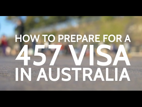 needu - How To Prepare For a 457 Sponsorship Visa