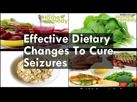 Dietary Changes To Cure Seizures