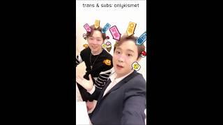 [ENG SUBS] 2018.04.19 Yoochun's Weibo Live Chat Part 2