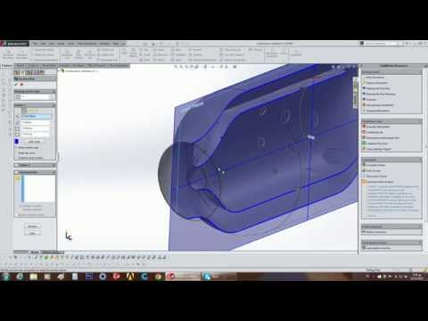 Solidworks flow simulation - Jet Combustion chamber flow rates