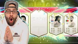 Omg I Got The Rarest Card Ever In Draft! Fifa 19 Ultimate Team Draft
