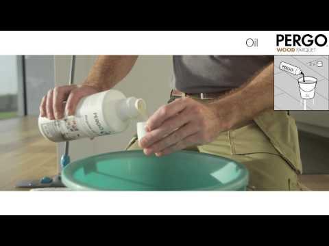 How to maintain a hardwood floor - Pergo Wood Parquet